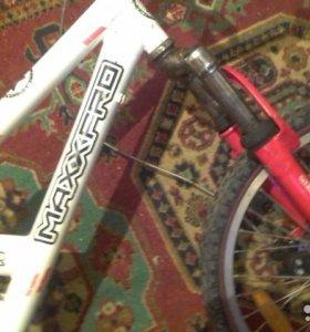велосипед maxx pro