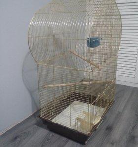 🐦 большая клетка для птиц