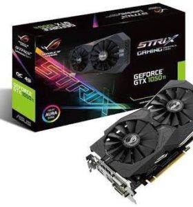 Asus GeForce gtx1050ti strix