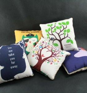 Плед подушка