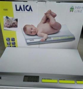 Электронные детские весы Laica