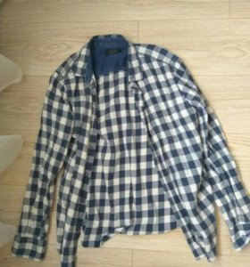 Рубашка Pull n Bear