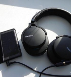Sony MDR-1A Limited Edition + Sony NW-A45