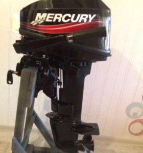 Лодочный мотор mercury 9.9m мультирумпель