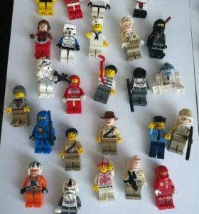 Оригинальные минифигурки лего ниндзяго