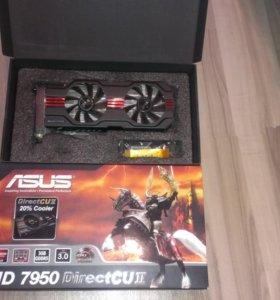 ASUS Radeon HD 7950 DirectCUT II
