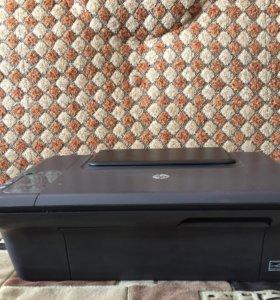 Принтер, сканер и факс