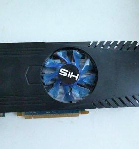 Видеокарта HIS Radeon HD 7870 2048Mb 256 bit DDR5