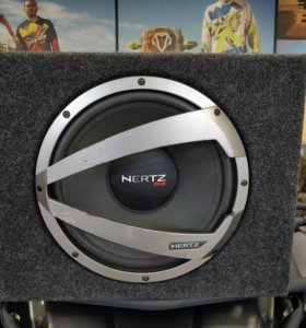 Сабвуфер Hertz DS 300