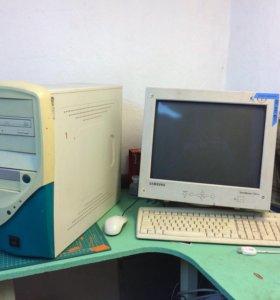 Компьютер. Полный комплект.