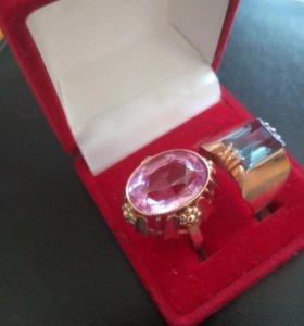 Кольцо золото 583\585 СССР