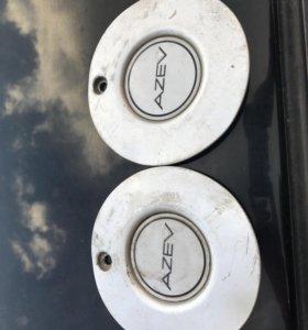Крышки плоские для дисков azev a
