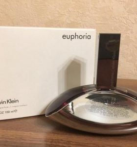 ✅ Tester Calvin Klein Euphoria