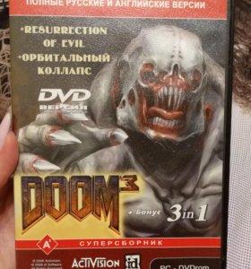 Компьютерная игра Doom