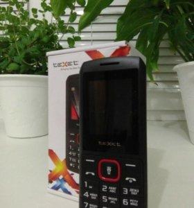 Телефон texet TM 127