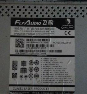 Автомагнитола Flyaudio G6000F01