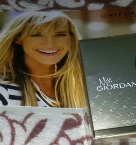 "Туалетная вода ""Miss Giordani"" 50 ml."