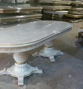 столы овлальные