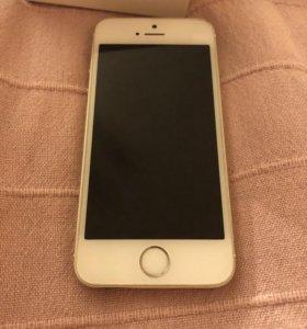 iPhone 5s на 16G gold