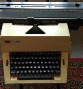 Печатная машинка Optima Daro M20