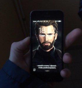 iPhone 5s обмен на honor 9 lite