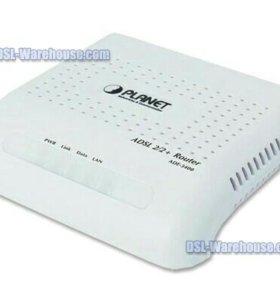 ПЛАНЕТА ADE-3400-ADSL2+MODEM ROUTER