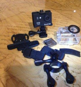 Экшен камера GEEKAM HD1080P