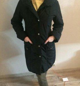 Пальто на синтепоне 44-46р