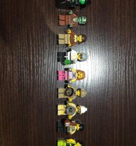 """Коллекционные минифигурки """"LEGO"""""""