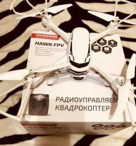 Радиоуправляемый квадрокоптер