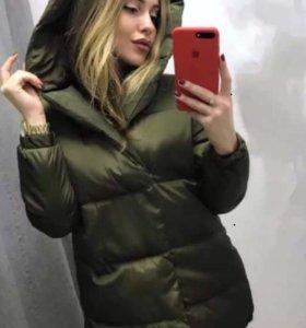 Куртка Зефирка