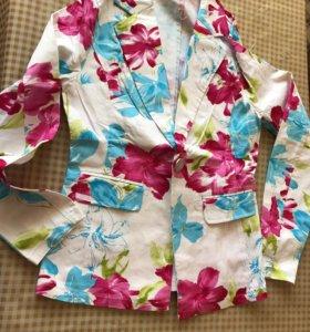 Новый летний пиджак