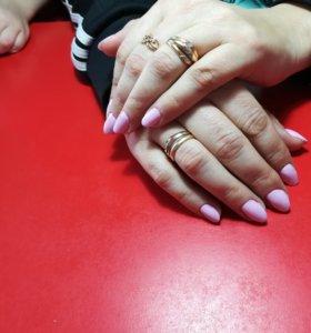 Наращивание ногтей,коррекция