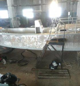 Изготовление и монтаж металлоконстр. т. 250399