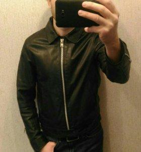 Куртка кожанная натуральная!