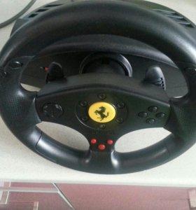 Руль и педали для PS3/PC