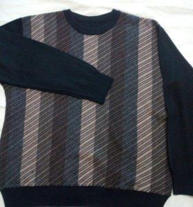 Пуловер мужской 58р