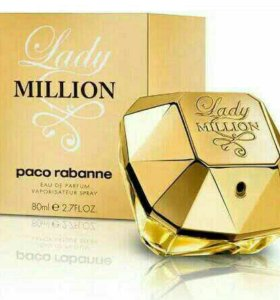 "Rabanne ""Lady Million"" 80 мл (женские)"