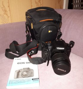 Фотоаппарат Canon EOS 500D
