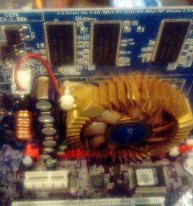 Видеокарта Gigabyte ATI Radeon HD 4550