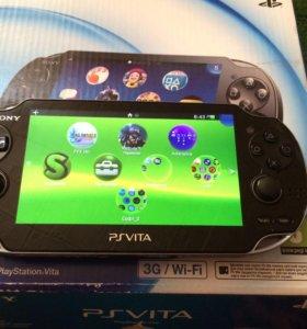 Sony playstation Vita Wi-Fi+3G PCH-1108