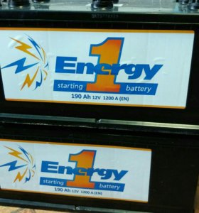 Аккумулятор Energy One 190Ач 1200А (Казахстан)