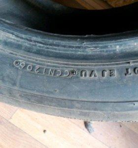 Продам шины Bridgestone Turanza