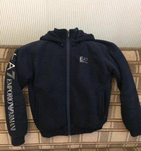 Толстовка куртка армани ea7 s