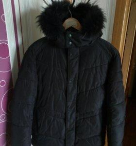 Зимняя мужская курта
