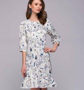 Платье новое 42 размер (42-44)