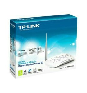 ADSL Маршрутизатор (роутер) TP-LINK