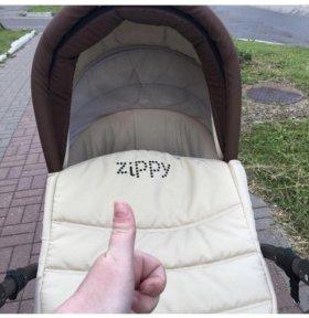 Коляска zippy 3 в 1