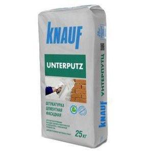 Новая свежая смесь в мешках Knauf