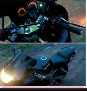 Kawasaki zx6p